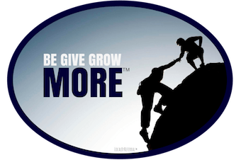 Be Give Grow More - Local By Referral Culture